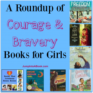 Jump Into a Book Booklists