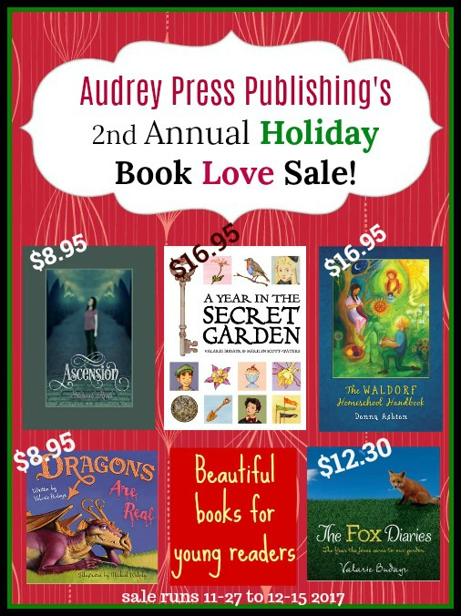 Audrey Press' Holiday Book Love Sale