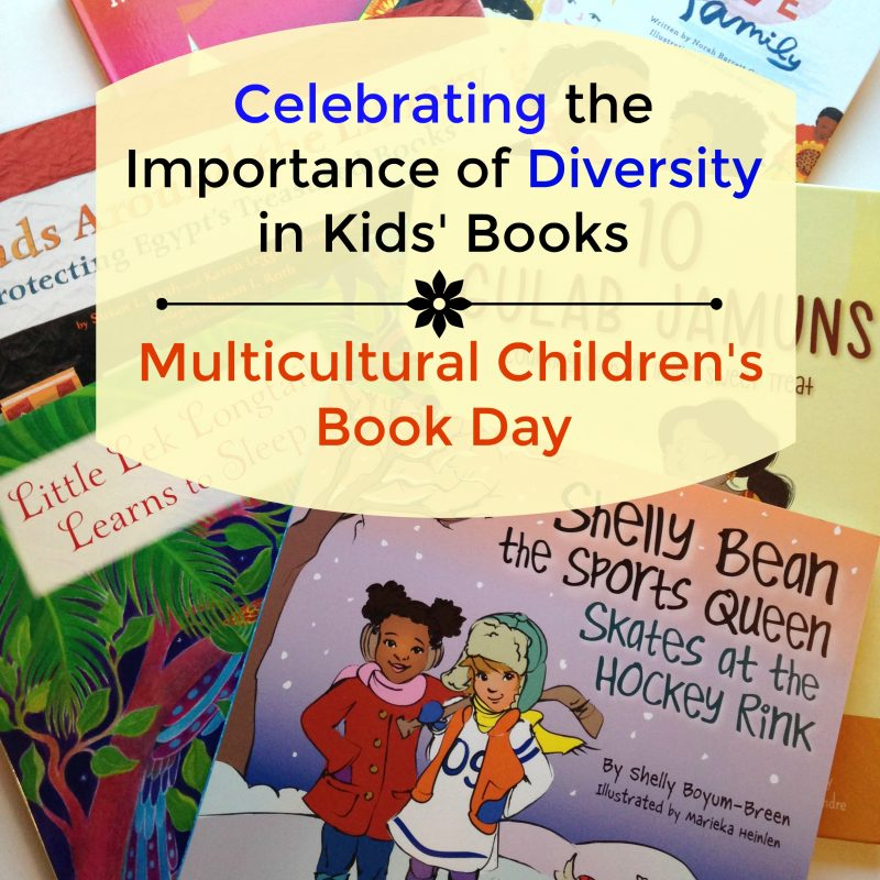Celebrating the Importance of Diversity in Kids' Books | Multicultural Children's Book Day