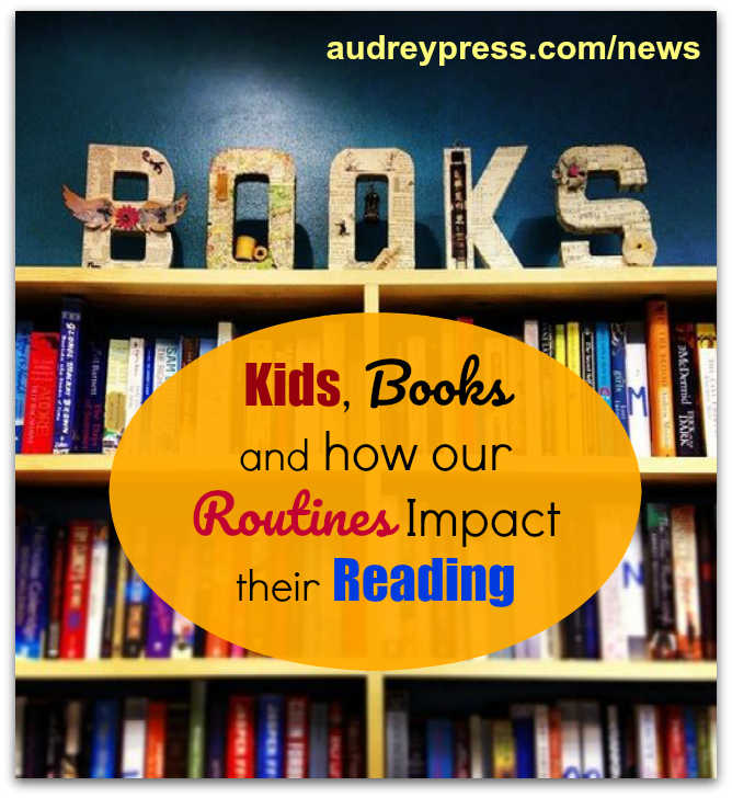 Loving Reading-How Do Our Routines Impact Children's Reading?