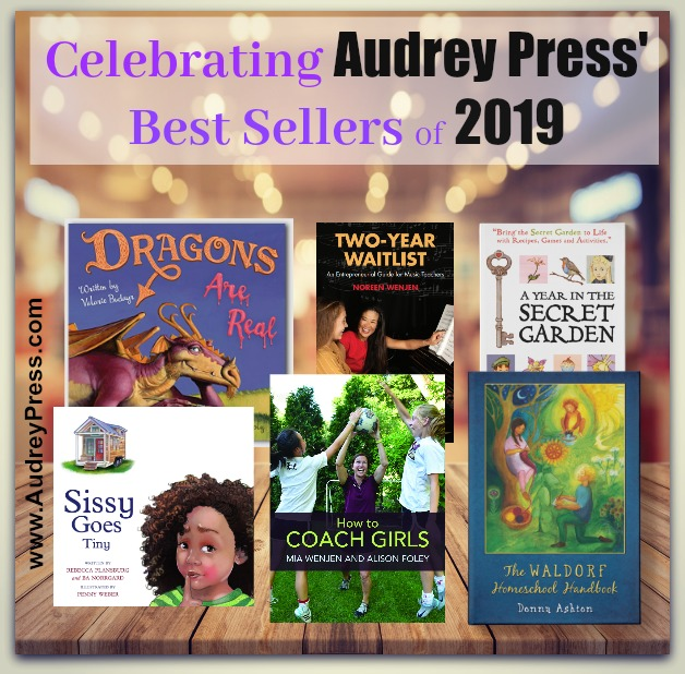 Celebrating Audrey Press' Best Sellers of 2019