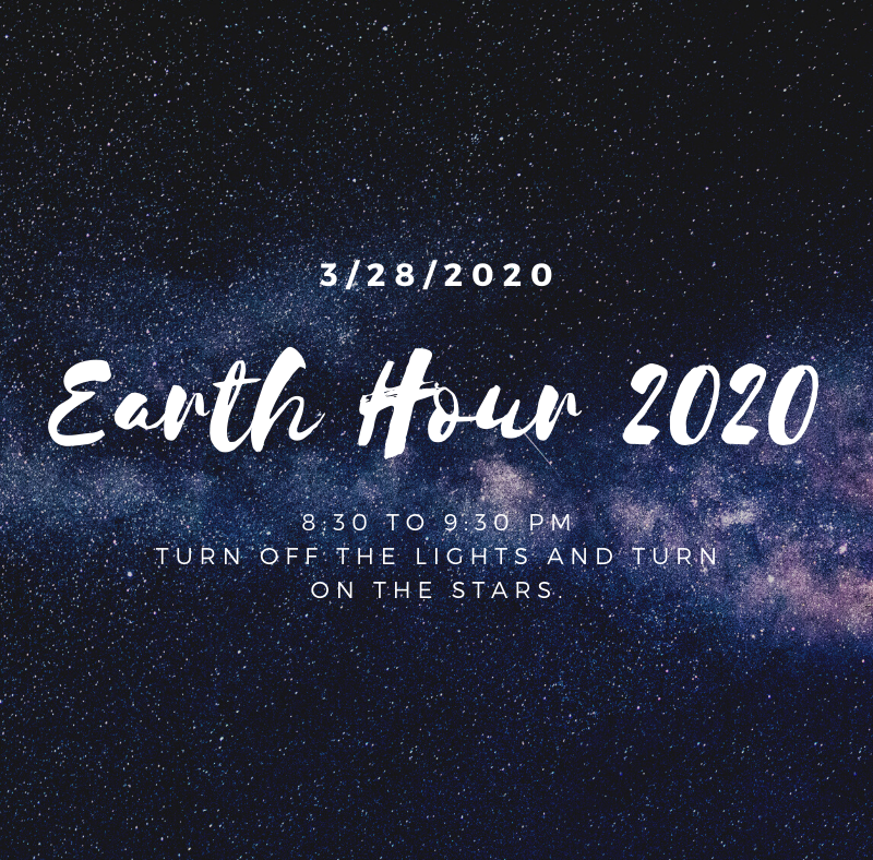 A brilliant diverse picture that is perfect for Earth Hour 2020