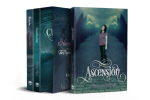 The Ascension Trilogy by Hannah Rials