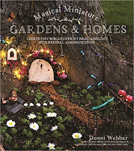 Books about Fairy House Building
