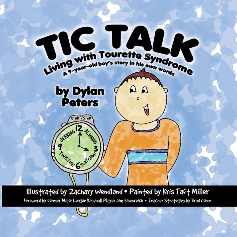 New Kidlit Books about Tourette Syndrome, Cancer & Stepmoms