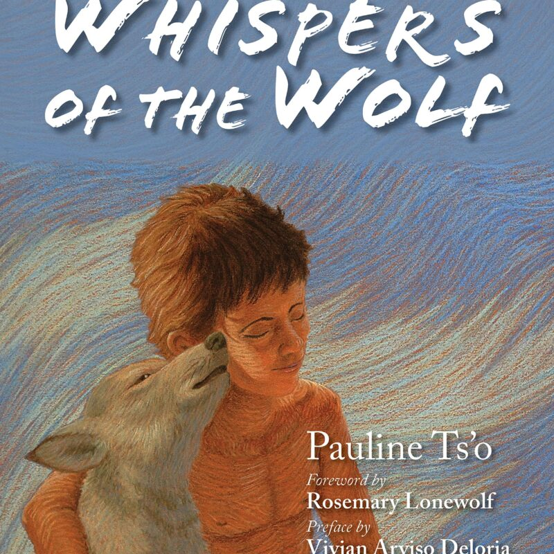 Kidlit for Native American Heritage Month: Whispers of the Wolf