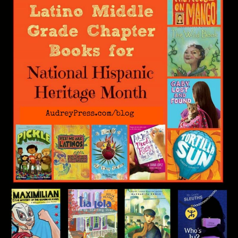 Hispanic American Heritage Month Kidlit: 33 to Choose From!