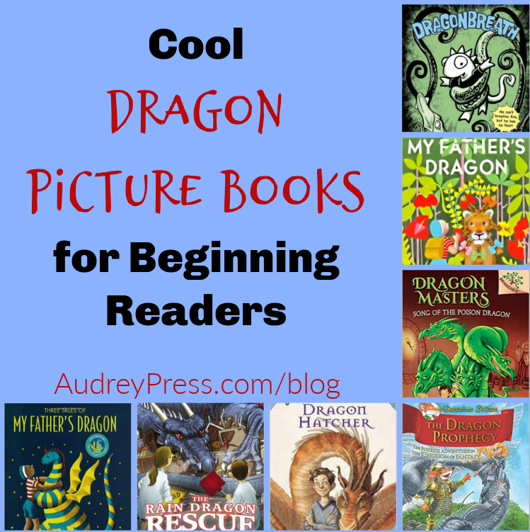 Cool Dragon Picture Books for Beginning Readers