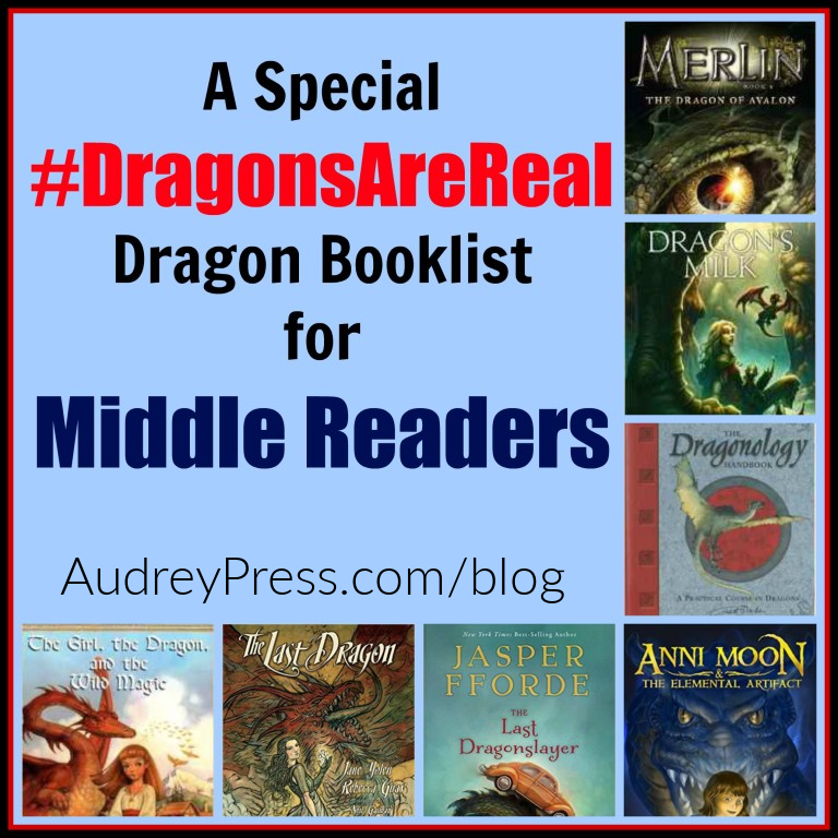 Edgy Dragon Books for Middle-Grade Readers