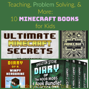 Minecraft Books for Kids